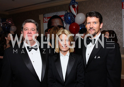 John Coale, Greta Van Susteren, Todd Palin, photos by Tony Powell