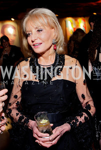 Barbara Walters, photos by Tony Powell