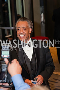 Al Sharpton. White House Correspondents Dinner Red Carpet 2009. Photos by Jonah Koch.