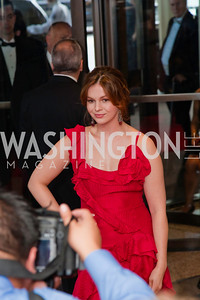Amber Tamblyn. White House Correspondents Dinner Red Carpet 2009. Photos by Jonah Koch.