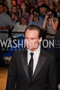 Christian Slater. White House Correspondents Dinner Red Carpet 2009. Photos by Jonah Koch.