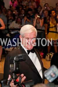 Newt Gingrich. White House Correspondents Dinner Red Carpet 2009. Photos by Jonah Koch.