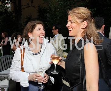 Heidi Berenson, Cindy Smith (Photo by Tony Powell)