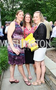 Amy Thek, Ava Thek, Nancy Enderby, (Photo by Tony Powell)