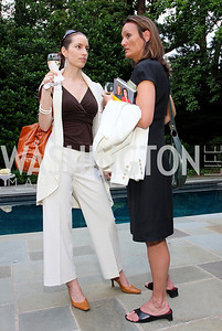 Nicki Alexiev, Rachel Martin (Photo by Tony Powell)