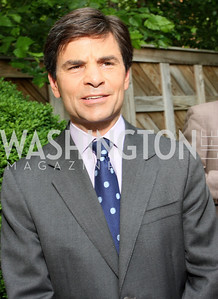 George Stephanopoulos (Photo by Tony Powell)