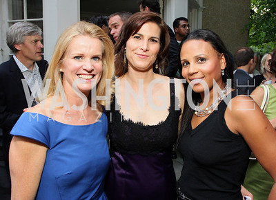Katty Kay, Claire Shipman, Michelle Fenty, (Photo by Tony Powell)