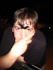 Dan considers you carefully
