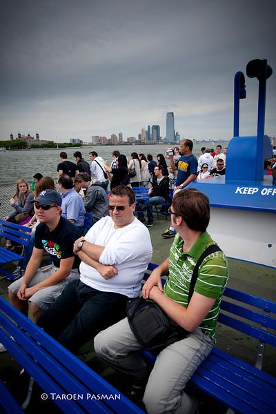 Ferry 2 Liberty & Ellis Island