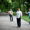 Three Stooges in Central Park