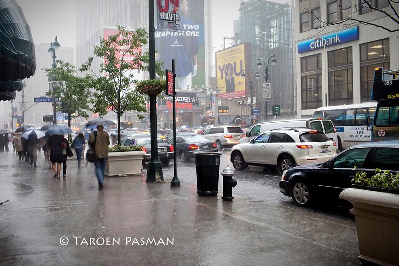 NY Rain...