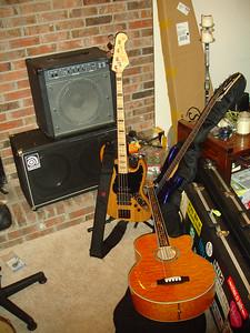 Andres' setup