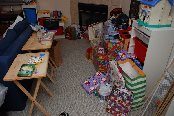 2009 Celebrating Christmas 2008