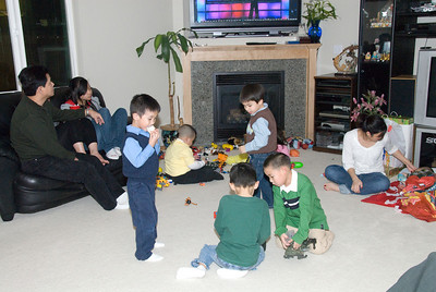 2009-01-03 Landon's Birthday