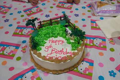 2009-03-21 Erica's Birthday
