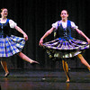 Excalibur Theatre  Arts and Lorna Carbutt School of Dance Highland dancers Hayley Maharaj, left, Kaitlyn Mathis, Andrea Berry, and Kyra Sinclair, performed to Earl in the Showcase Performance. Citizen photo by David Mah