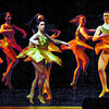 Creative Roots from Smithers spun in sync to True Colors at the 33rd annual Prince George Dance Festival Showcase Performance Friday evening. Citizen photo by David Mah