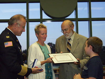 2009-07-20 Board Meeting Awards