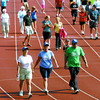 Fifty walkers took part in the Kidney Foundation 2nd annual Give the Gift of Life Walk at the Masich Place Stadium Sunday. Last year the walk was held at the Charles Jago Northern Sport Centre. Citizen photo by David Mah