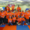 The volunteers in Prince George after Raise-a-Reader Day. Citizen photo by Brent Braaten