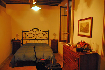 Our room in Roccatederighi