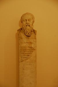 Socrates - Roman copy of original Greek