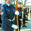 The Honor Guard was led by Sgt. Brendan Minnie, of the Royal Air Cadets 396. Citizen photo by David Mah