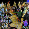 The Civic Centre was nearly full Sunday with  Festival of Trees viewers. Citizen photo by David Mah
