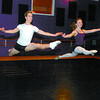 Matthew Cluff, plays the Prince and Marcy Mills will be an alternating Clara and a Sugar Plum Fairy in the upcoming Nutcracker. The other Clara's will be Meghan Page, and Kylie Kirby. Citizen photo by David Mah