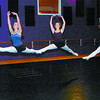 Kylie Kirby, left, Marcy Mills, and Meghan Page, will be playing Clara in Judy Russell's Nutcracker. Citizen photo by David mah