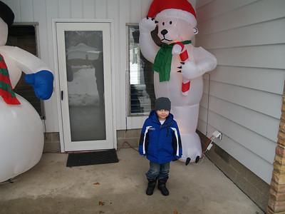 2009 - December Christmas Harry's