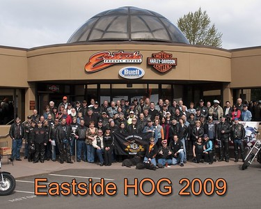 2009 ESHOG Group Photo