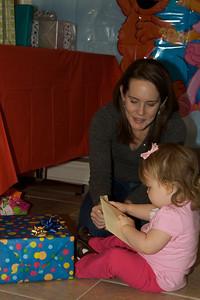 Anna's 2nd Birthday