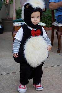 Halloween 2009 - Forrest