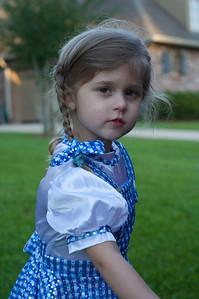 Halloween 2009 - Emily