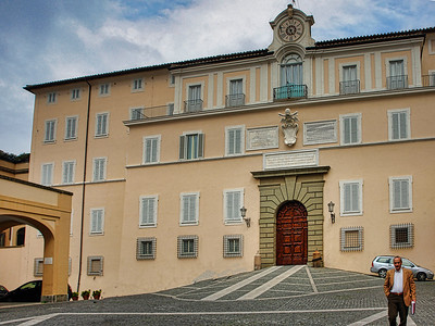 Castelgandolfo (Popes Summer Residence)