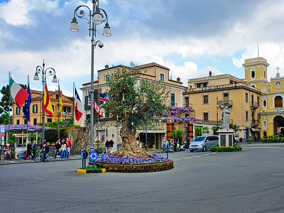 Sorrento main square
