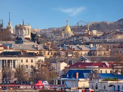 Sevastopol Skyline