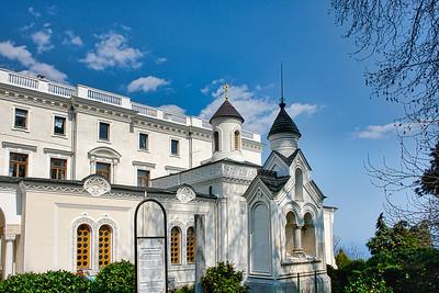 Livadia Palace (Yalta)