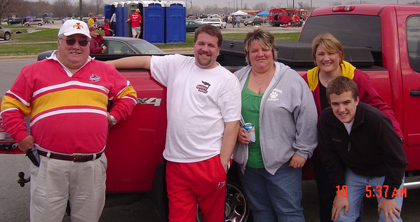 2009 ISU Tailgates and Football Games