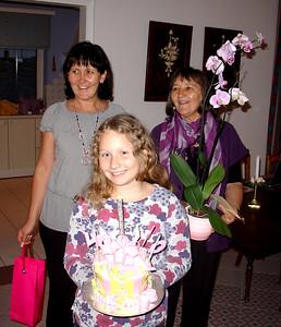 2009 Kriszti Birthday