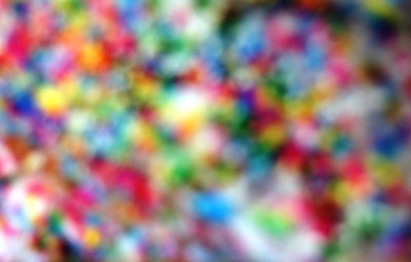 Blurry Sprinkles