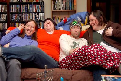 MAMA's House Holidays: Group Shot 1