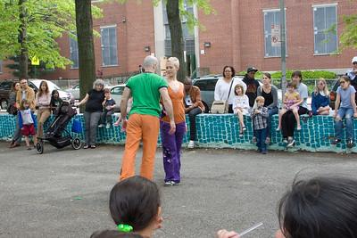 The Artichoke Dance Company