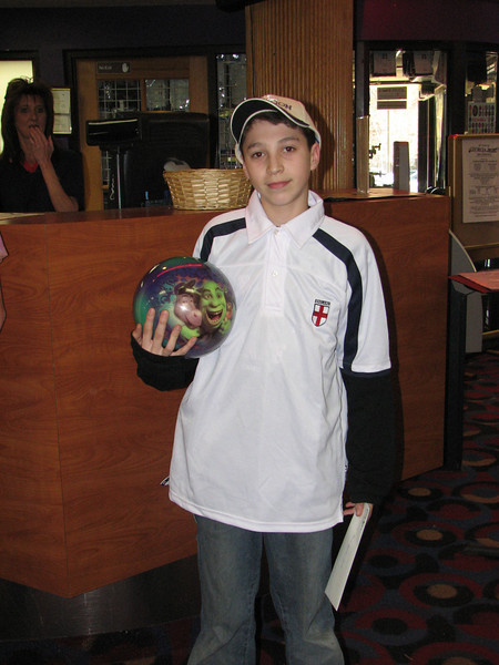 Best Bowler, Junior
