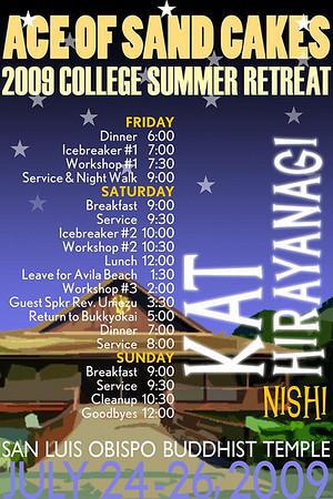 2009 Summer College Retreat