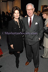 NEW YORK-JANUARY 22: Coco Kopelman, Arie Kopelman attend Winter Antiques Show Opening Night Gala Preview Benefit Party for East Side House Settlement at Park Avenue Armory, New York City, NY on  Thursday, January 22, 2009 (Photo Credit: Stuart Rinzler/ManhattanSociety.com)
