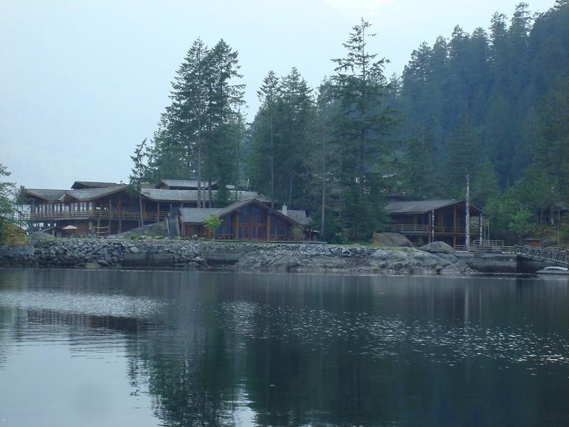 the summer camp at Malibu Rapids