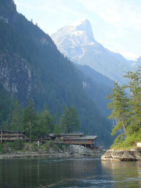 the lodge at Malibu rapids