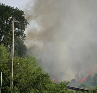 20090713 Fire in Bryan